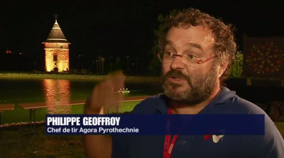 Philippe Geoffroy France 3